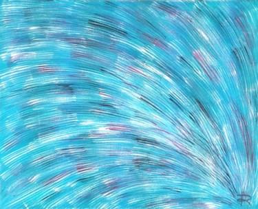 Peinture Couleur, acrylique, abstrait, œuvre d'art par Renaud Angerville-Langlois